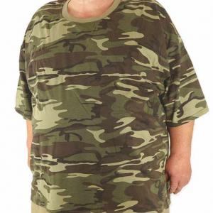 Army tricko nadrozmerne