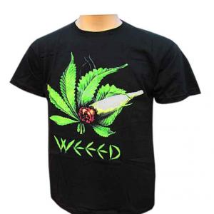 Tričko weed